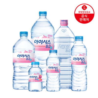 Bottled Water Collection/ Sparkling/Mineral