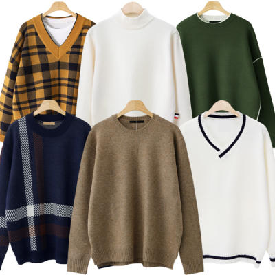 [MNC] Turtleneck Sweaters Collection