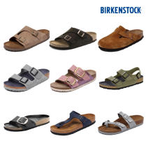 [ Birkenstock ] 19SS Birkenstock Zurich SFB Taupe Regular Men Women's Normal football