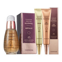 Charmzone Pledge Gold Threads 24k pure gold whitening+wrinkle Ampoule 30ml and others