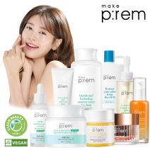 [Make P:rem] Skin Care Product Collection(1+1 / Cream / Sun Fluid / Moisture Green Ampoule, etc.)