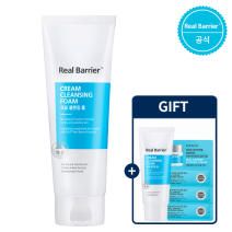 [Atopalm] Real barrier cream cleansing foam