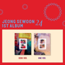 Jeong Se Woon / 24 PART 2 (1st album)