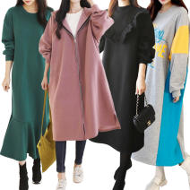 55~120 Women's T-Shirts Long T-Shirts  Women's Clothing Women Shirts Dresses 2XL 3XL Tongzo