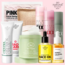 [ So Natural ] All Daye Makeup Pixer Face Oil Fix Cushion Meat Bath Other Tem Collection