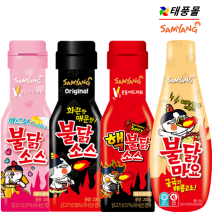 [Typhoon Mall+] Samyang Nuclear hot spicy chicken Sauce 200gx2pieces