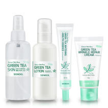 [Sidmool] Green Tea Skin Care Collection